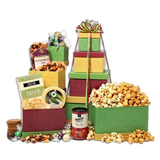 Timeless Treats Gift Tower