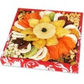 Torn Ranch Rose Fancy Nuts/ Dried Fruit Gift Tray