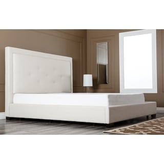 Abbyson Living Nicolette Fabric Bed
