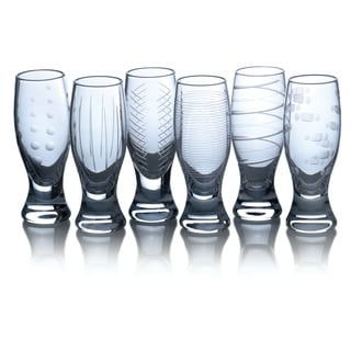 Mikasa 'Cheers' Clear 3-ounce Shot Glasses (Set of 6)