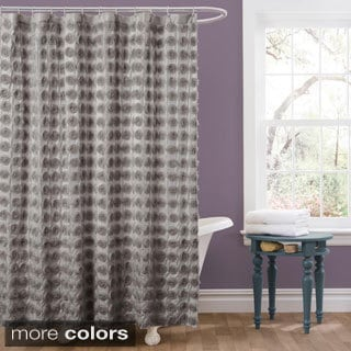 Lush Decor Emma Shower Curtain