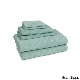 Oversized Supreme Spa 6-piece Bath Towel Set