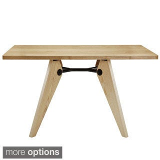Landing Tapered Leg Wood Dining Table