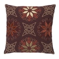 Modern Living Sausalito Wodden Beading Throw Pillow