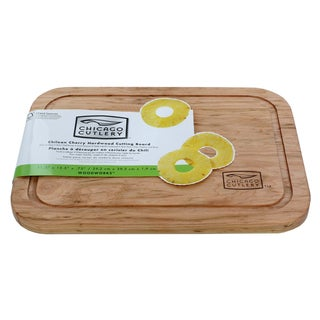Chicago Cutlery 'Woodworks' Chilean Cherry Hardwood Cutting Board