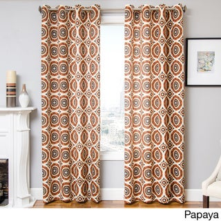 Nixa Grommet Top Curtain Panel