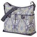 OiOi Hobo DIaper Bag in Paisley Baroque