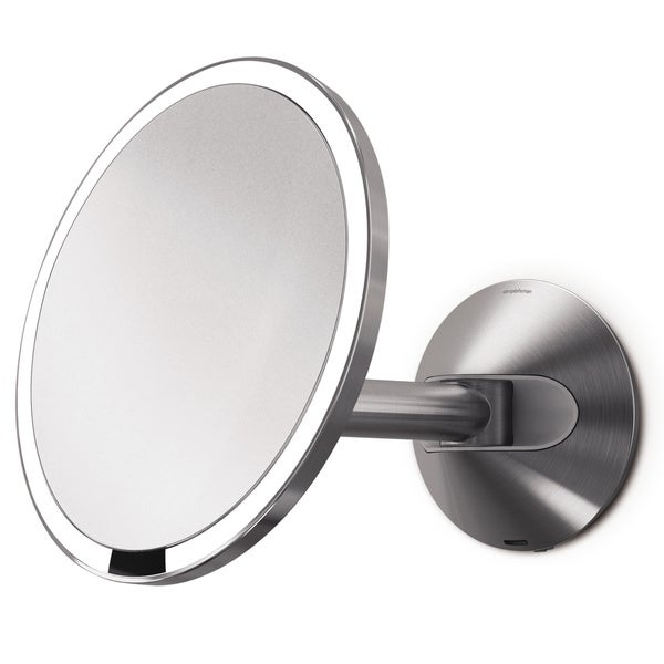 Stainless Steel Wall-mount Sensor Mirror