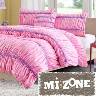 Mizone Kayla 4-piece Comforter Set