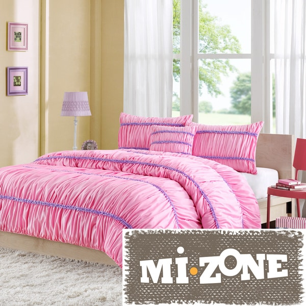 Mi Zone Kayla 4-piece Comforter Set