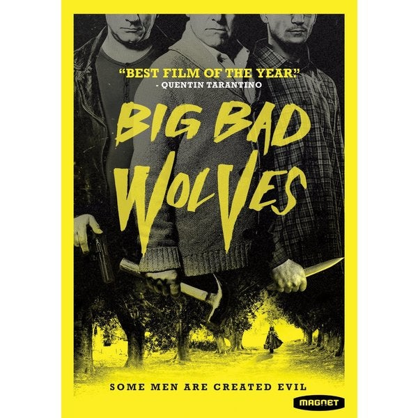 Big Bad Wolves (DVD) 12387268