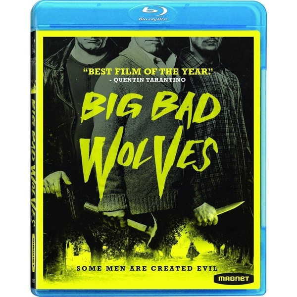 Big Bad Wolves (Blu-ray Disc) 12387269