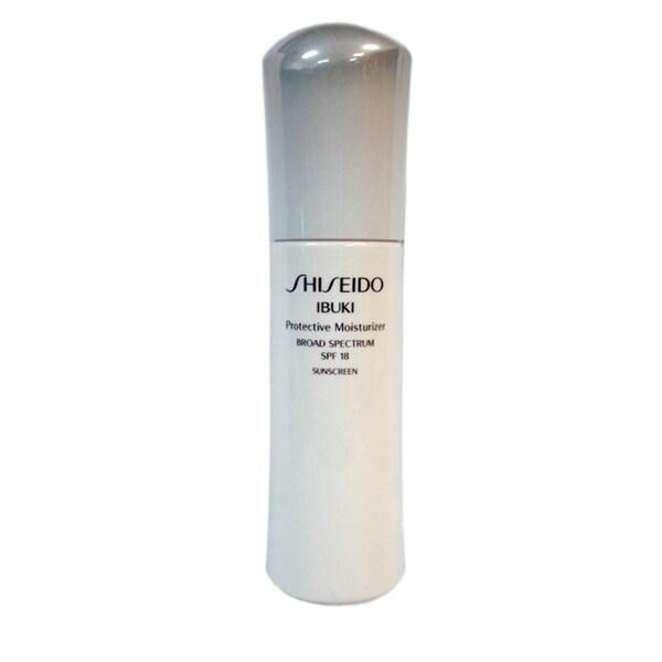Shiseido IBUKI 2.5-ounce Protective Moisturizer Broad Spectrum SPF 18
