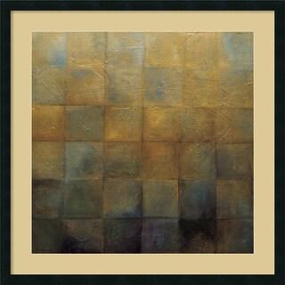 Wani Pasion 'Modra' Framed Art Print