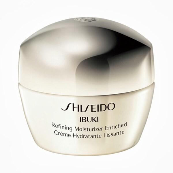 Shiseido IBUKI 1.7-ounce Refining Moisturizer Enriched