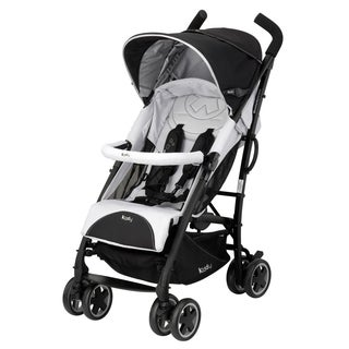 Kiddy City 'n Move Sporty Lightweight Stroller in Stone