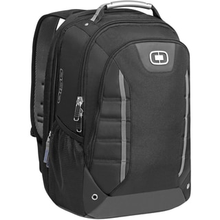 OGIO Black Circuit 17-inch Laptop Backpack