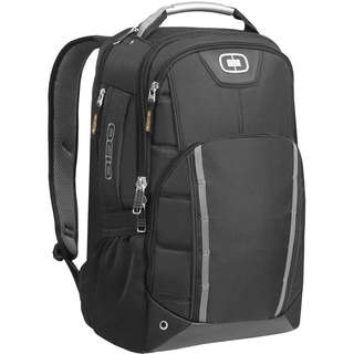 "Ogio Axle Carrying Case (Backpack) for 17"" Notebook - Black"