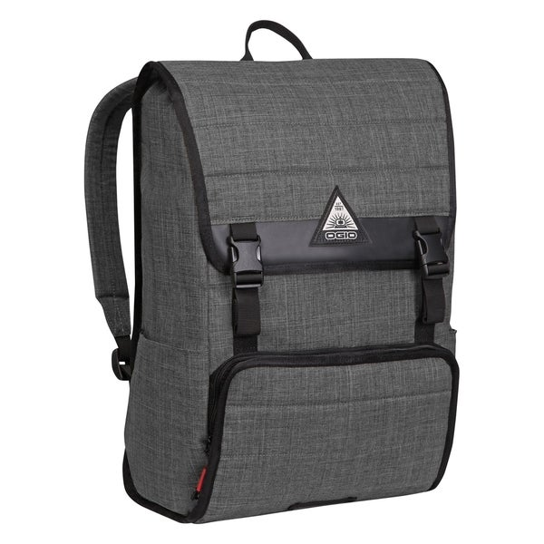 OGIO Grey Ruck 17-inch Laptop Backpack