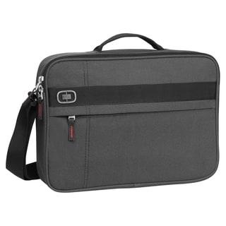 OGIO Black Pindot Renegade 15-inch Laptop Briefcase