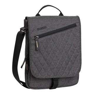 Ogio Dark Static Newt Vertical 10-inch Tablet Messenger Bag