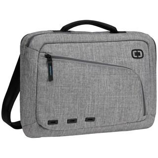 OGIO Dark Static Newt Slim 15-inch Laptop Messenger Bag