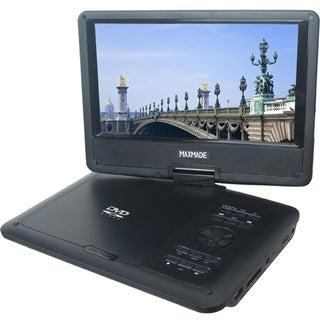 "Maxmade MDP 919 Portable DVD Player - 9"" Display"