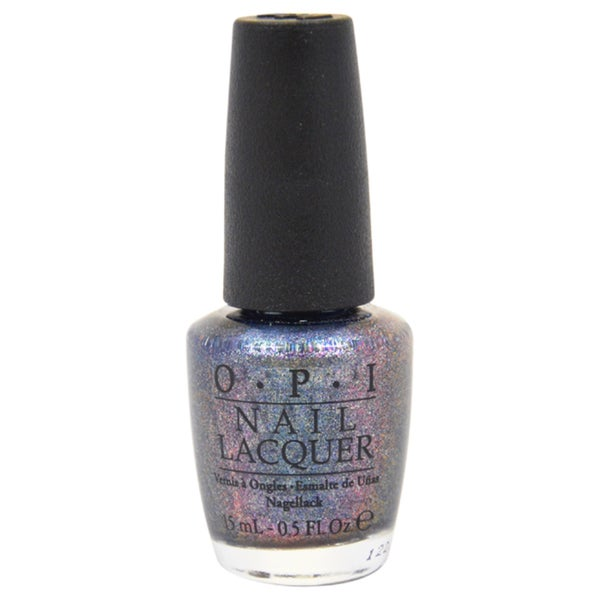 OPI On Her Majesty's Secret Service Nail Lacquer