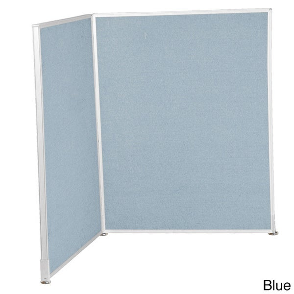 balt 5x5 foot office cubicle wall divider panel 15998513