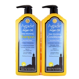 Agadir Volumizing 32-ounce Shampoo/ Conditioner Duo