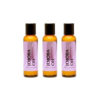 Delon Jojoba Oil Hair Treatment (Pack of 3)