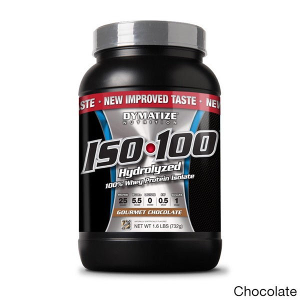 Dymatize ISO-100 Whey Protein Supplement