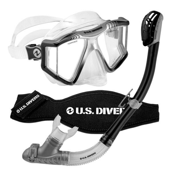 Lux Black 3-piece Snorkel System