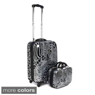 Heys USA Serengeti 2-piece Hardside Spinner Luggage Set