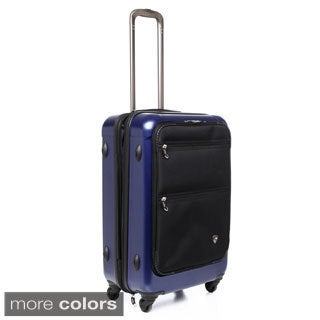 Heys Flex 26-inch Medium Hybrid Spinner Upright Suitcase