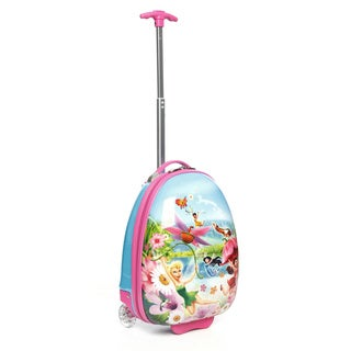 Disney by Heys Fairies Imagination in Flight 18-inch Kids Carry-on Upright