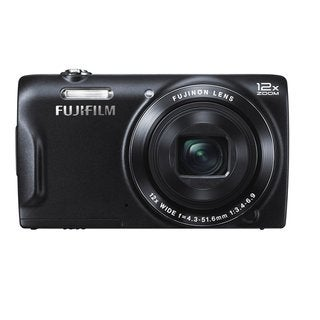 Fujifilm FinePix T500 16MP Black Digital Camera