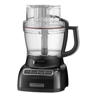 KitchenAid 13-Cup Food Processor with ExactSlice System - Onyx Black