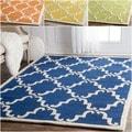 nuLOOM Handmade Luna Marrakesh Trellis Wool Rug (9' x 12')