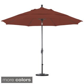 Ultra Premium Sunbrella 9-foot Patio Umbrella with Stand