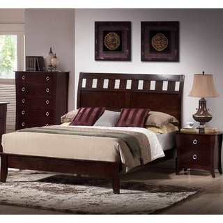 Tiki Beach Dark Brown 3-piece Bedroom Set