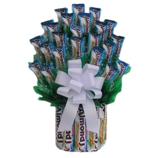 Almond Joy Large Chocolate/Candy Bouquet