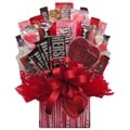 Sweetheart Large Chocolate/Candy Bouquet Box