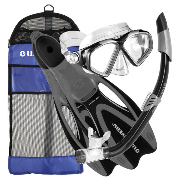Cozumel Black Seabreeze Gear Bag (Small)