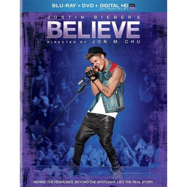Justin Bieber's Believe (Blu-ray/DVD) 12389853