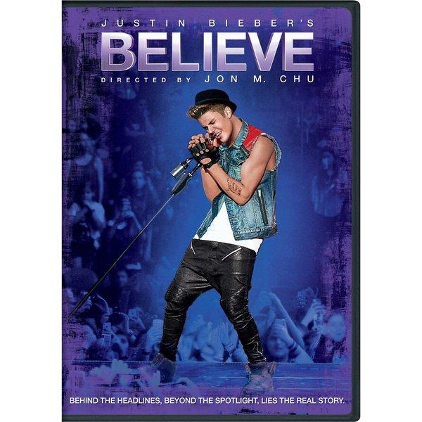 Justin Bieber's Believe (DVD) 12389857