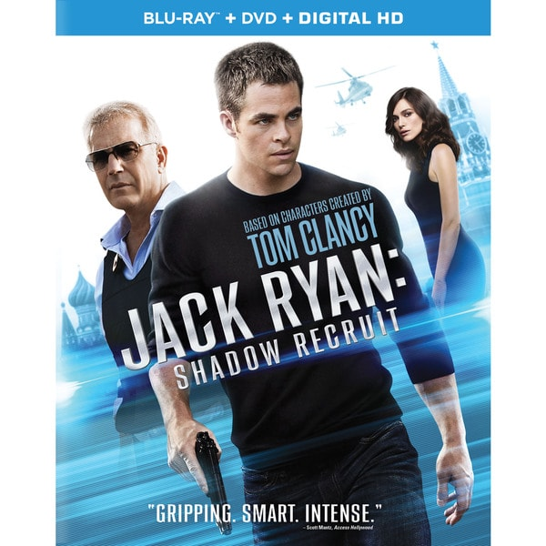 Jack Ryan: Shadow Recruit (Blu-ray/DVD) 12389879