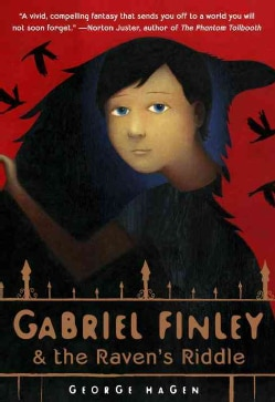 Gabriel Finley & the Raven's Riddle (Hardcover)