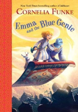 Emma and the Blue Genie (Hardcover)
