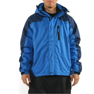 Pulse Men's 'Fox Systems' Blue 3-in-1 Jacket